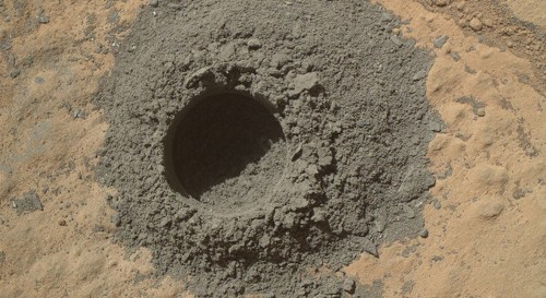 NASA Curiosity rover will wield its drill on Mars for the third time