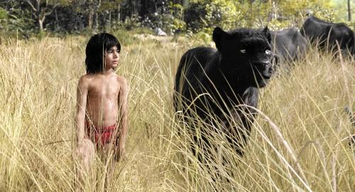 Jon Favreau brings 21st century technology to Rudyard Kipling's 1894 'The Jungle Book'