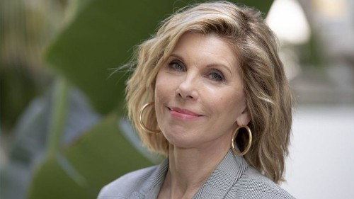Christine Baranski and 'The Good Fight' tackle 'the world becoming unhinged'
