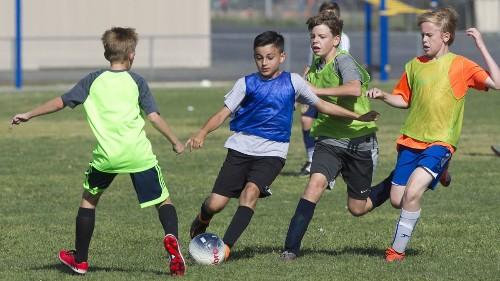 Davis Magnet School field to bear name of late soccer coach Keith Frainie