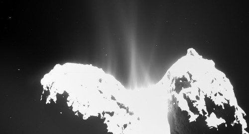 Scientists say Rosetta's comet stinks -- literally