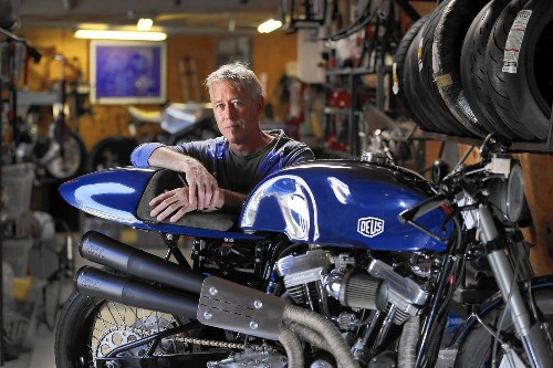 Deus Ex Machina makes high-end motorcycles and loses money on each one