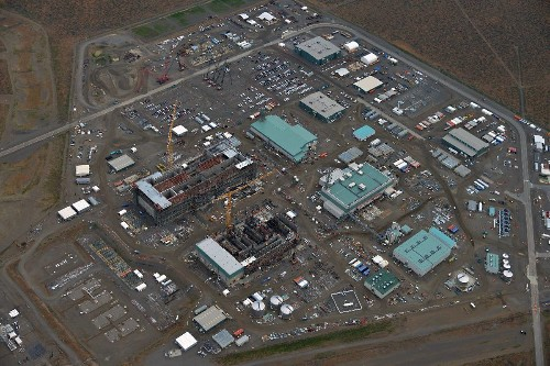 The price tag for cleaning up nuclear waste at Hanford site just went up another $4.5 billion