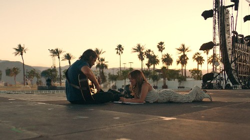 Review: Bradley Cooper sings, Lady Gaga acts, and their version of 'A Star Is Born' is a total knockout - Los Angeles Times