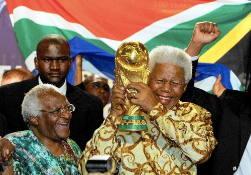 South Africa is shaken by FIFA corruption probe