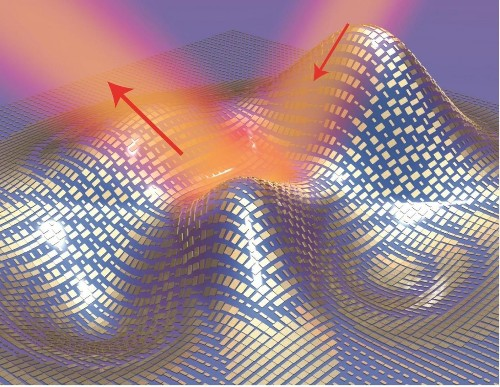 Can't believe your eyes? Scientists build tiny invisibility cloak - Los Angeles Times