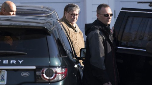 Atty. Gen. William Barr not ready to share Mueller's 'principal conclusions' in Russia probe with Congress