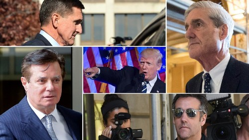 The biggest indictments, guilty pleas and dramas in the Russia investigation