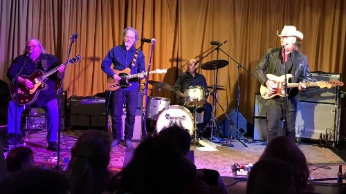 Dave Alvin, friends salute musician Chris Gaffney on anniversary of his death