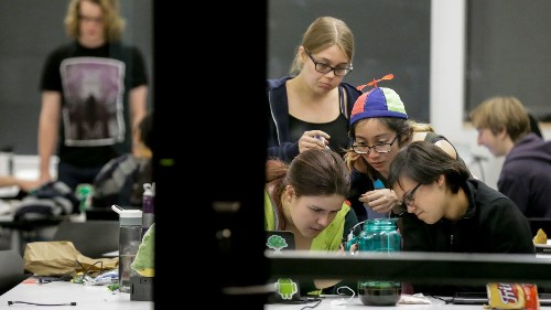 Most computer science majors in the U.S. are men. Not so at Harvey Mudd - Los Angeles Times
