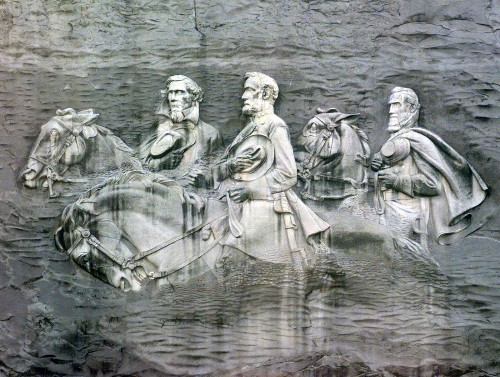 NAACP wants Confederate carving removed from Georgia's Stone Mountain - Los Angeles Times
