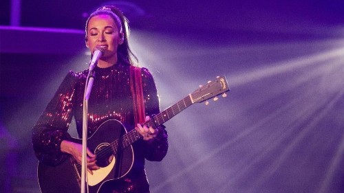 Review: Kacey Musgraves is for lovers at post-Grammys Valentine's Day show