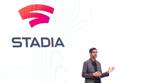 Google's new Stadia service will let you play video games without downloading them