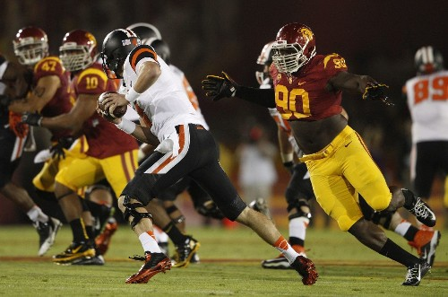 Tempo isn't everything in USC's win over Oregon State - Los Angeles Times