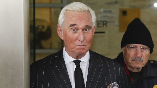 Judge issues gag order for Roger Stone case in Russia investigation