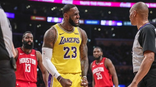 Lakers' LeBron James proves he is a man of his word with impressive performance