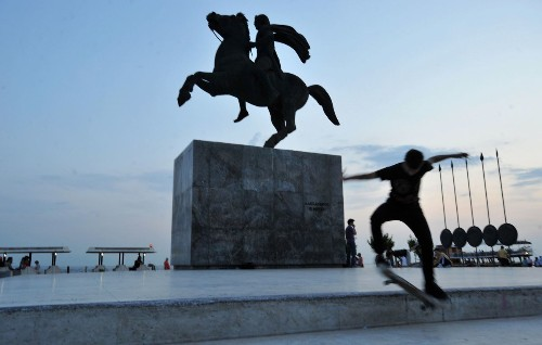 How Greek was Alexander the Great?