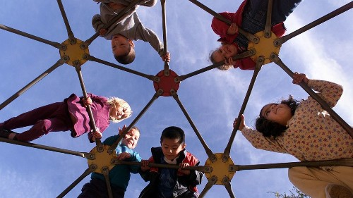 Skip the summer vacation and send your toddler to Burning Man