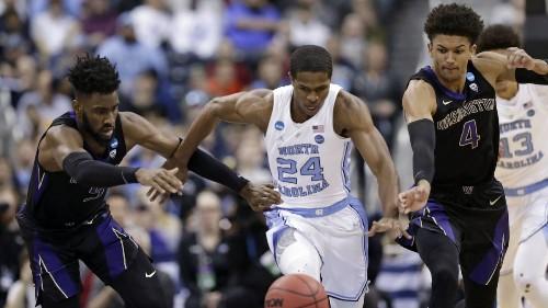 NCAA tournament, Midwest Regional: North Carolina dominates Washington