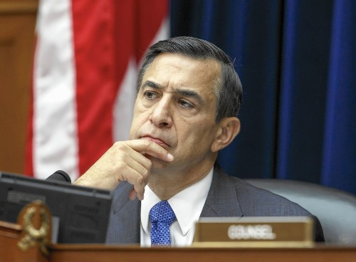 California's Darrell Issa loses power along with House oversight committee post - Los Angeles Times