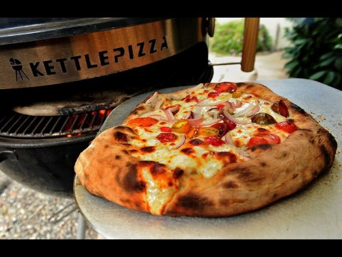 How to hack your own pizza oven - Los Angeles Times