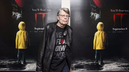 We're in the throes of Stephen King mania, again. Here's why his scary stories resonate