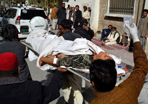 4 polio workers shot dead in Pakistan hours after reported drone strike