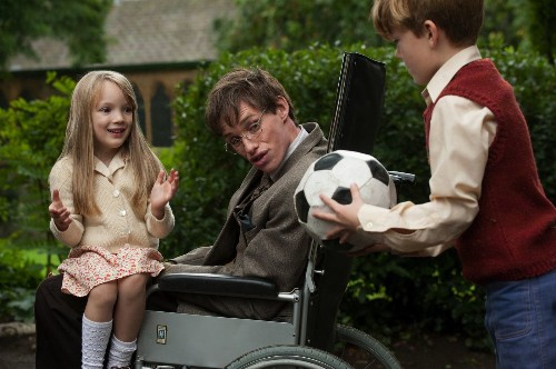 New releases: 'Theory' glosses over complexities of story of Stephen Hawking