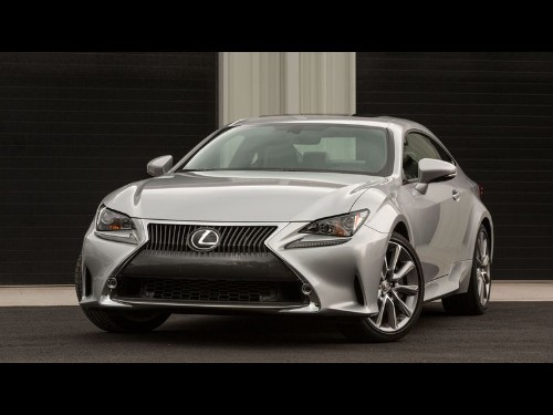 Review: Lexus continues to forge its own path with the stylish RC350 - Los Angeles Times