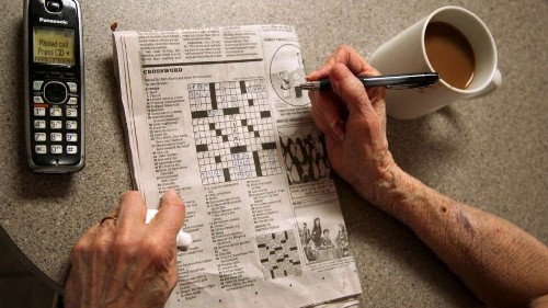 Your aging brain: Is it 'use it or lose it'? - Los Angeles Times