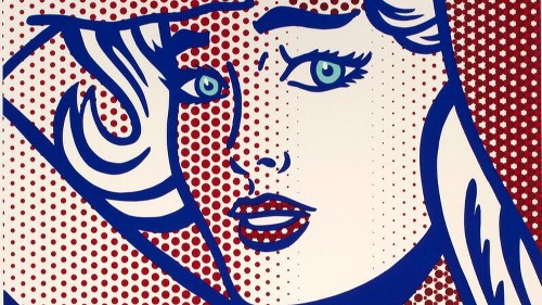 Roy Lichtenstein's love affair with L.A. on view at the Skirball - Los Angeles Times
