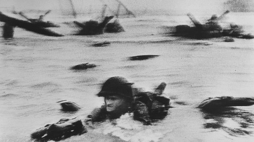 The D-day photos that must be seen