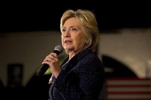 Hillary Clinton and Ted Cruz are making the Supreme Court a campaign issue