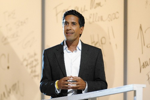 How Dr. Sanjay Gupta hit the reset button on his workout routine