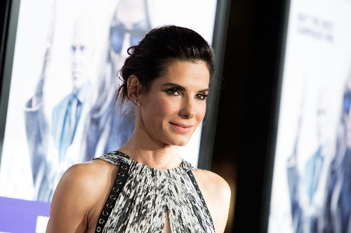 Sandra Bullock adopts 3-year-old foster daughter Laila