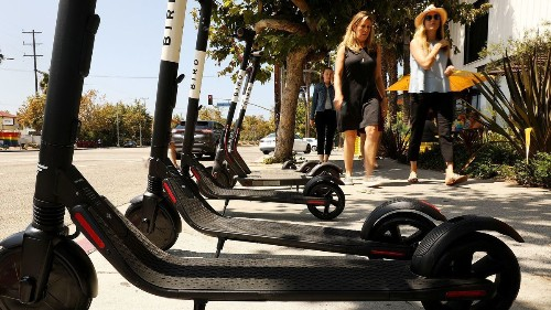 L.A. wants to track your scooter trips. Is it a dangerous precedent?