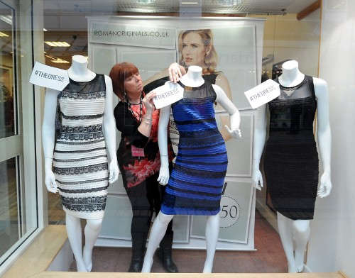 Scientists are just as obsessed with #thedress as you are: Here's why