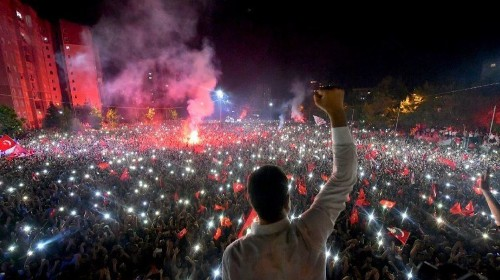 How will Turkey's authoritarian president react to opposition's big win in Istanbul mayoral race?