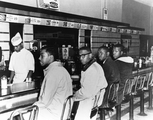Franklin McCain dies at 73; one of the 'Greensboro Four' - Los Angeles Times