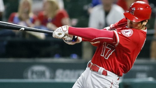 Angels' Shohei Ohtani getting closer to outdoor batting practice