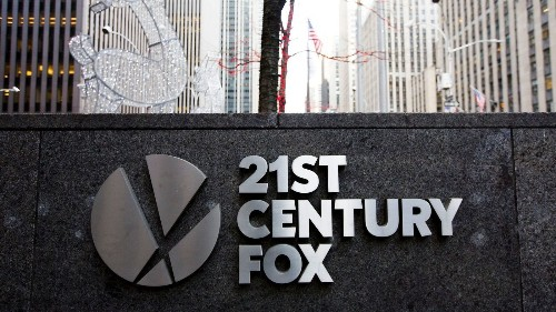 Fox's quarterly earnings lifted by TV, but film revenue declines