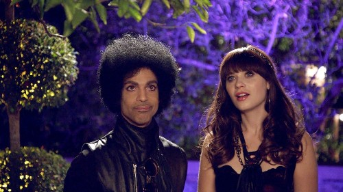Prince releases full-length 'New Girl' duet with Zooey Deschanel