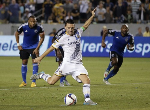 Galaxy's friendly with Barcelona helps pay bills, and that's not all