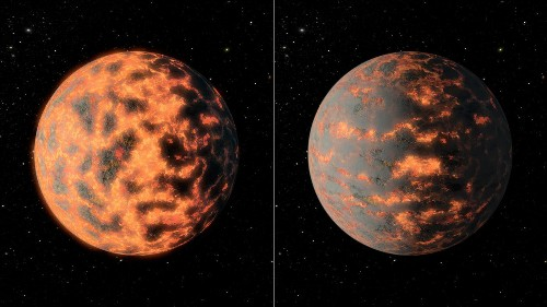 A super-hot super-Earth spotted 40 light-years away - Los Angeles Times