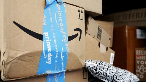 Amazon worker says he was fired for calling for unionization and safer conditions