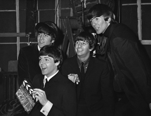 Beatles movie 'A Hard Day's Night' headed back to theaters - Los Angeles Times