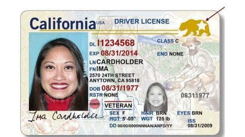 Here's the fix from the DMV for your Real ID driver's license