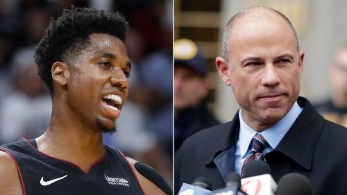 Avenatti accused of embezzling nearly $2 million that NBA player paid ex-girlfriend