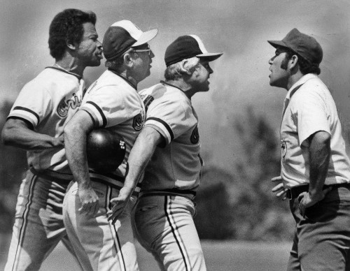 From the Archives: Orioles vs. umpire