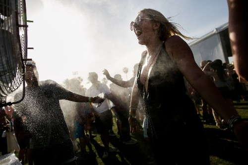 How to stay healthy at those grueling music festivals